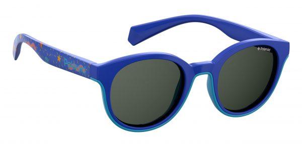 Polaroid Round Oval Sunglasses PLD 8036/S